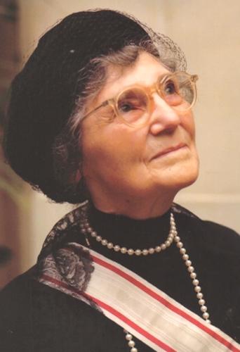 Empress Zita de Bourbon-Parma