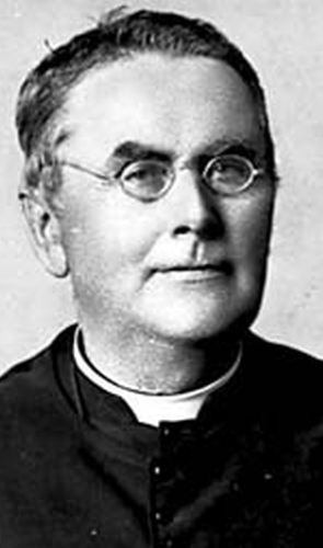 Father Camille Lefebvre