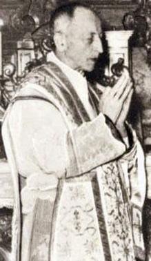Father Felice Maria Cappello