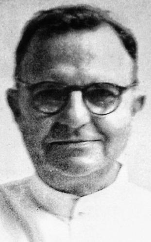 Father George J Willmann