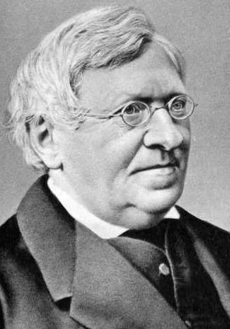Father Johann Baptist Alzog