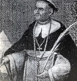 Saint Fracisco Serrano de Frias