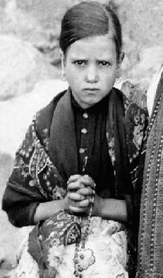 Saint Jacinta Marto, 1917