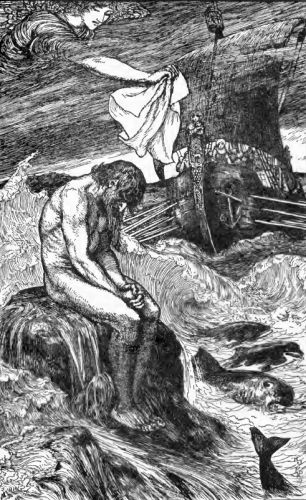 How Saint Brendan Found Judas Iscariot