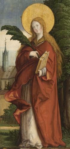 Saint Eulalia of Merida