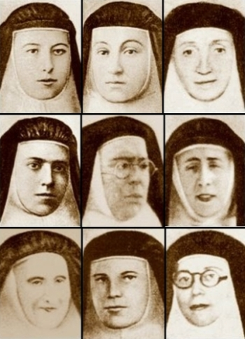 Martyred Carmelite Sisters of Charity