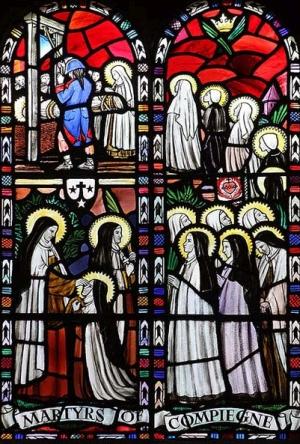 Martyrs of Compiègne