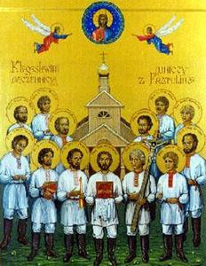 Martyrs of Podlasie