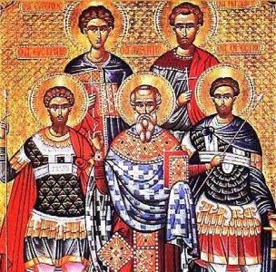 Martyrs of Sebaste