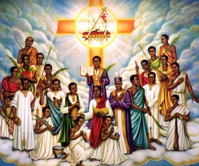 Martyrs of Uganda