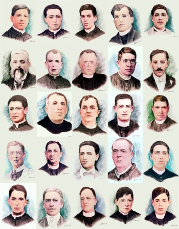 Martyrs of the Mexican Revolution