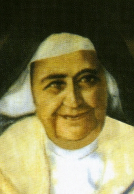 Mother Albertina Ramírez Martínez