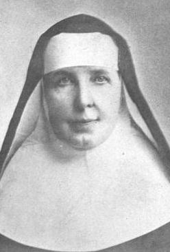 Mother Amadeus of the Heart of Jesus