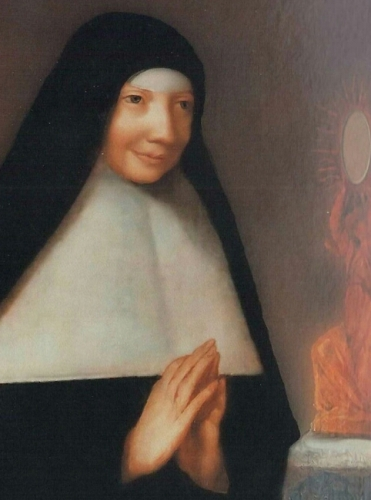 Mother Mechtilde of the Blessed Sacrament