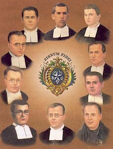 Nine Martyrs of Astoria