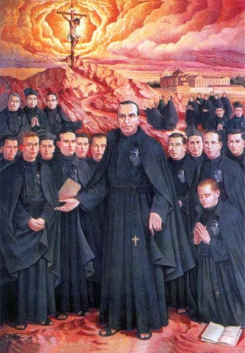 Passionist Martyrs of the Spanish Civil War