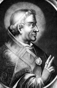 Pope Saint Agapitus