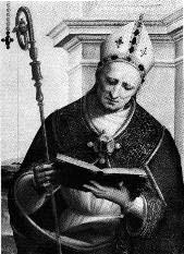 Pope Saint Nicholas I