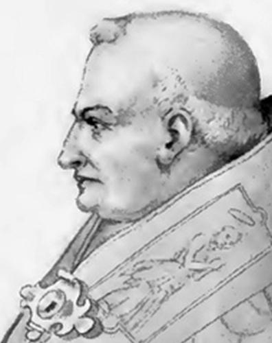 Pope Stephen (IX) X