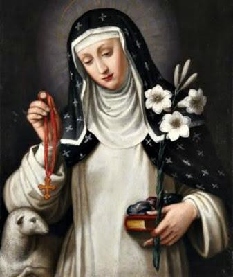 Saint Agnes of Montepulciano