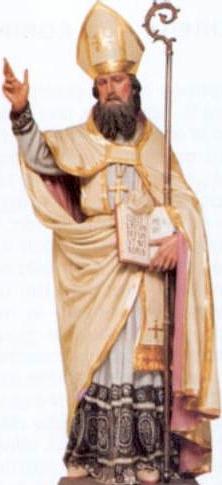 Saint Agrippinus of Naples