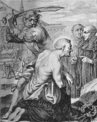Saint Aigulphus of Lérins