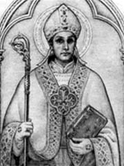 Saint Alipius of Tagaste