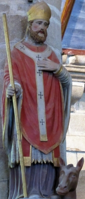 Saint Alorus of Quimper