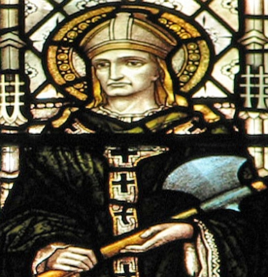 IMG ST. ALPHEGE the Elder  Bishop of Winchester