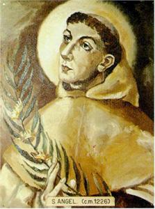 Saint Angelus of Jerusalem