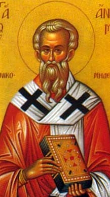 Saint Anthimos of Nicomedia