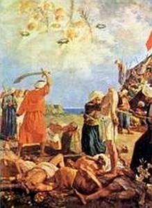 the massacre of Blessed Antony Primaldo and Companions