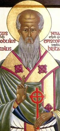Orthodox icon of