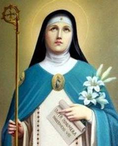 Saint Beatrice da Silva Meneses