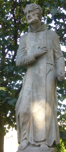 Saint Benedict of Szkalka