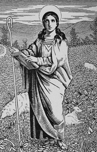 the influence of st augustine and brigid of kildare in the church The contributions of st augustine and brigid of kildare to christianity 1003 words 5 pages st augustine and bridgid of kildare were two very influential people in the church during the fourth and fifth centuries.