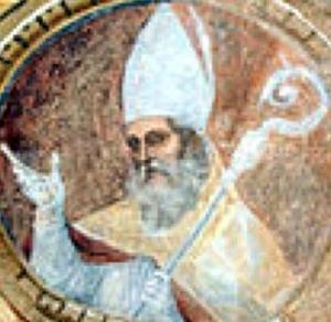 Saint Caius of Milan