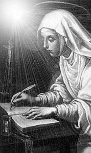 Saint Catherine del Ricci