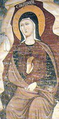 Saint Chelidonia