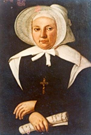 Saint Emily de Vialar