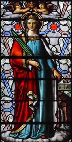 Catholicsaints Info Blog Archive Saint Estelle Of Saintes