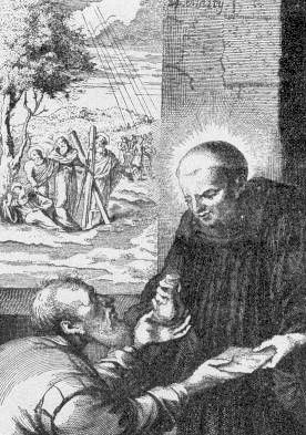 Saint Eugendus of Condat