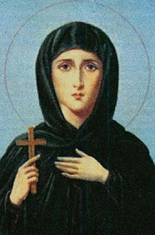 Saint Eusebia of Milas