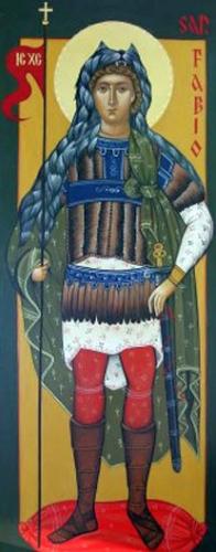 Saint Fabius of Caesarea