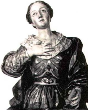 Saint Fausta of Sirmium