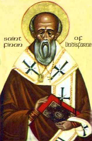 Saint Finan of Iona