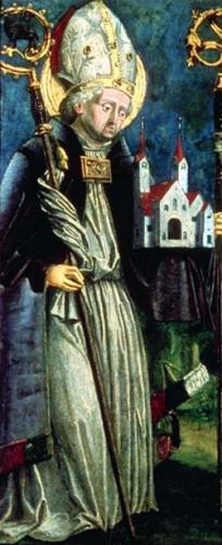 Saint Genuinus of Sabion