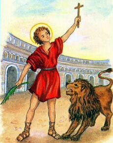 Saint Germanicus of Smyrna