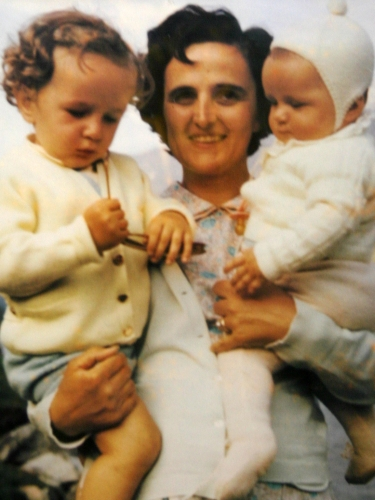 photograph of Saint Gianna Beretta Molla; date unknown, photographer unknown; photographed on 19 February 2014 by José Luiz Bernardes Ribeiro; swiped from Wikimedia Commons; click for source image
