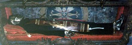 Saint Giovanni of Triora